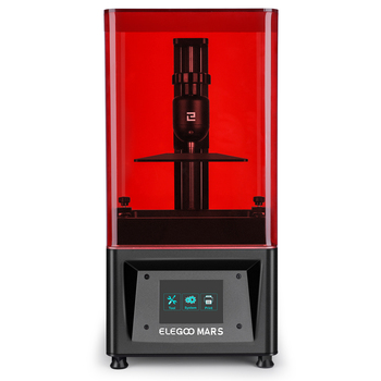 Mars UV Photocuring DLP 3D Printer with Touch Screen Support Off-line Print