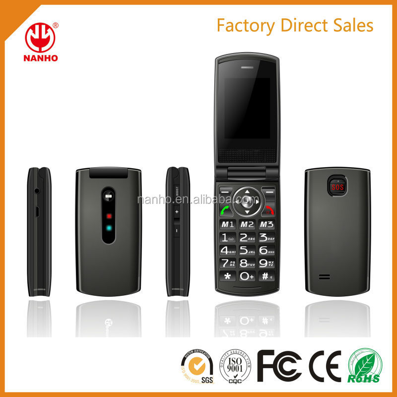 3g WCDMA senior phone factory