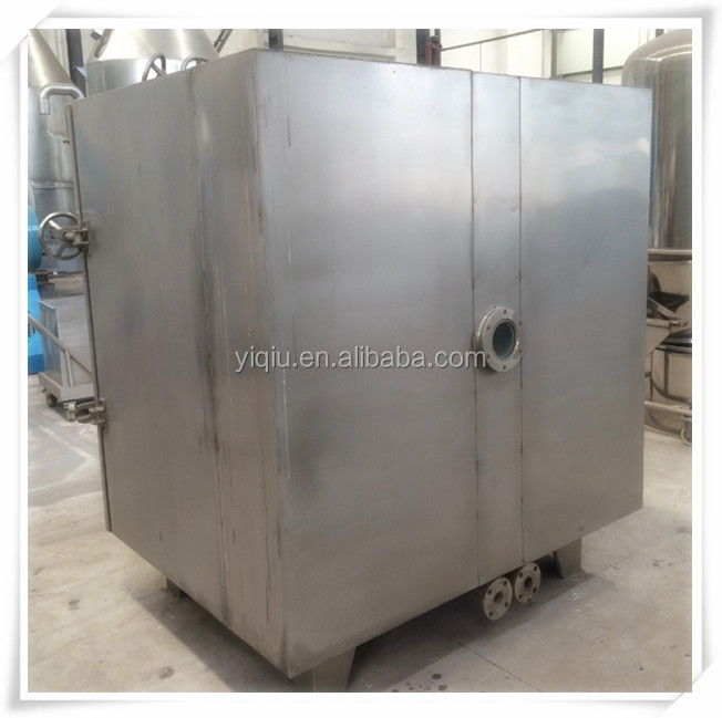 Fruits and vegetables vacuum drying machines