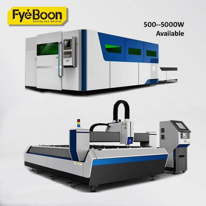 Competitive Sheet Metal Laser Cutting Machine Price with Long Life