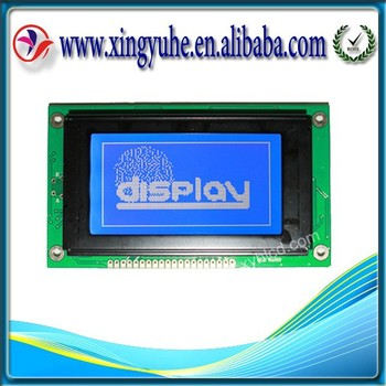 128x64 lcd screen stn Transmissive Negative with touch screen
