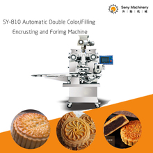 Multi-functional Automatic Moon Cake Making Machine maamoul Forming Machine Encrusting machine