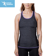 gym fitness workout tight fit tank top training women tank top