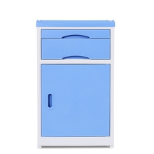 High Quality ABS hospital Nursing bedside table home ABS hospital cabinet