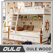Wholesale Cheap High Quality Wood Bunk Beds For Kids