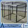Hot Dipped Galvanised Dog Runs , Big Dog Kennels, large welded metal dog kennel