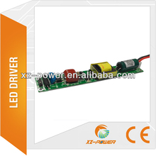 22W China Quality led tube power supply 270mA led tubes with internal driver