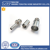 Carbon steel auto air conditioning hose fitting
