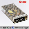 SINGLE TYPE 18V AC DC SWITCH MODE 100W POWER SUPPLY
