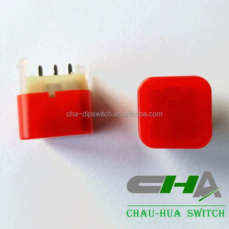 High reliability double speed version available cap color push button Switch C3002
