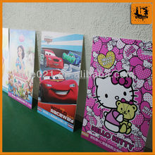 Custom printed foamex foam PVC corflute board for outdoor advertising sign