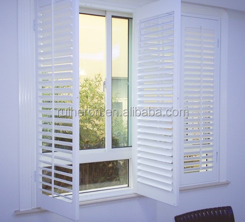 Beauty and save energy window shutter for house