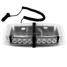15w LED emergency police light bar /car roof top strobe light with Magnetic Base