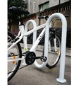 Hot Dipped Wave Bicycle Parking Stand /Floding Bike Rack