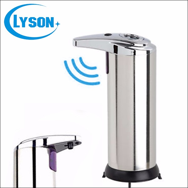 Stainless Steel Waterproof Automatic Hand Liquid Soap Dispenser