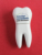Custom tooth usb flash drive, soft PVC tooth shape usb 2.0, gift tooth usb pen drive