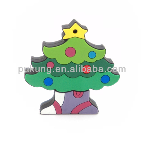 2014 new style christmas tree usb flash drive