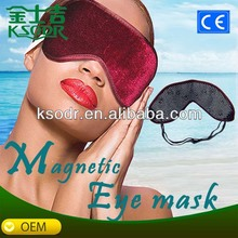 2014 new style magnetic therapy eye mask CE