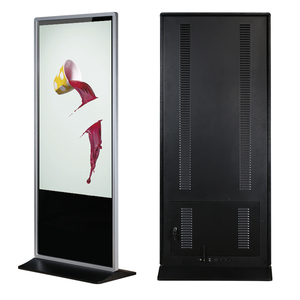55'' Standing Multi-Media Digital Touch Screen Advertising Player