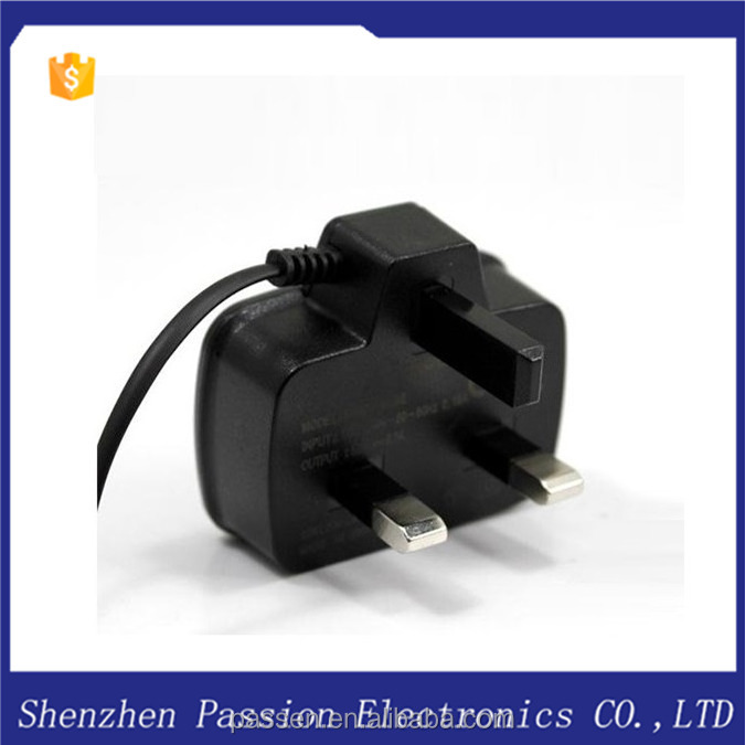 original quality Mobile phone U10 UK plug charger adapter/micro usb wall charger for samsung S3 S4 S6