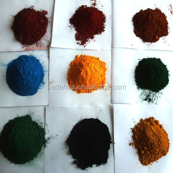 Color Pigments for PVC