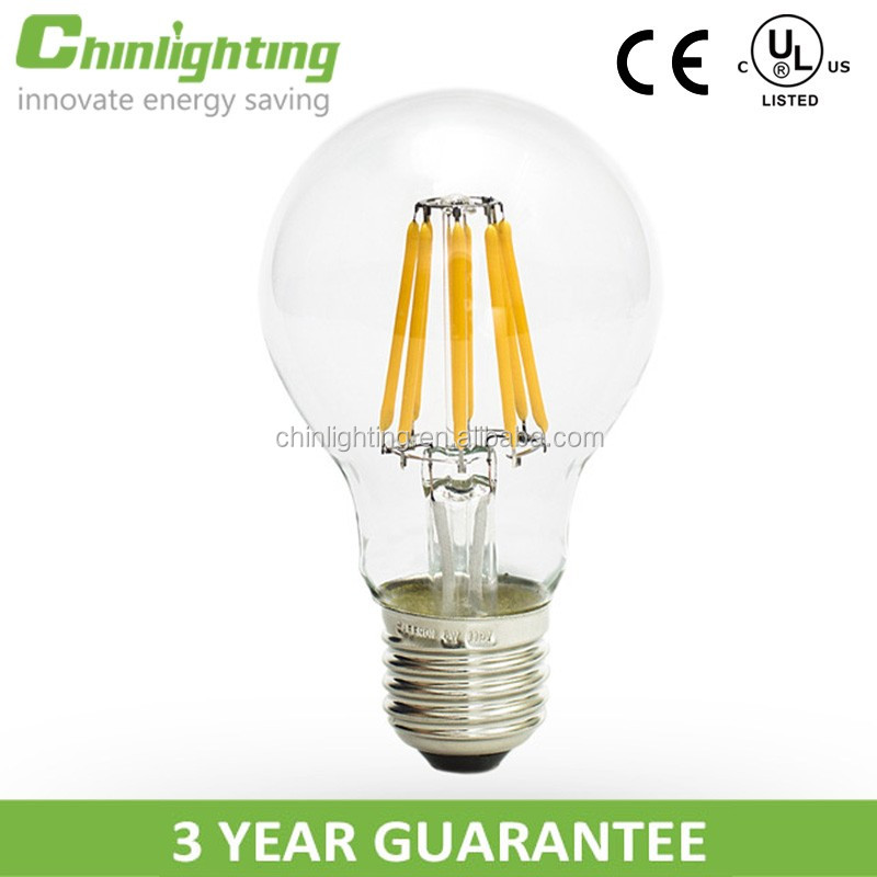 2016 Energy Star Approved Led Bulb 7W E26 Base A19 LED Lighting Bulb