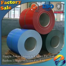 color coated ppgi prime pre paint galvanized steel coil for air conditioner sheet metal