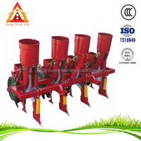 walking tractor seeder hand maize seeder machine for agricultural use