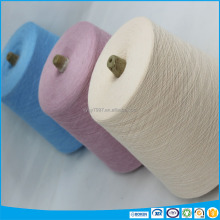 cotton and polyester blended antimicrobial yarn