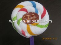 lovely Lollipop Cake towel as holiday gift