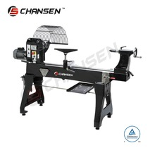 "Woodworking Machines Item# CWL-2448H 24""x48"" Heavy Duty Variable Speed Wood Lathe Machine, Automatic CNC Wood Lathe"