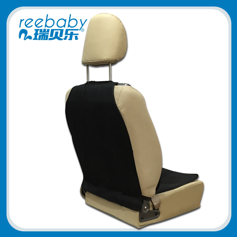 Car seat back protector for kids