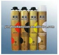 manufacture waterproof PU foam sealant for construction