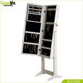 wholesale Cheaper economic wooden mirror jewelry cabinet from China supplier