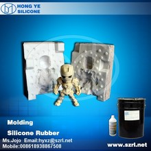 Addition Cure Silicone Rubber for Cement Moulds