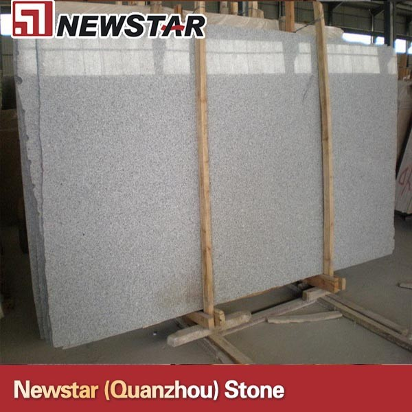 Newstar G603 light grey granite flamed g603 granite g603 granite slabs