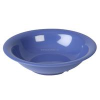 BPA-Free Plastic Melamine Cereal Bowl Set Of 5 Assorted