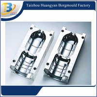 PET Beverage Bottle Blowing Mould Plastic Mould Die Makers