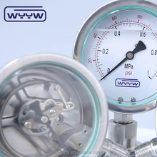 WYYW capsule digital general purpose pressure test gauge