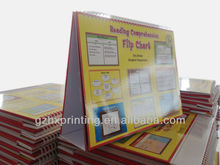 easy binding diy printed table paper calendar diary 2013