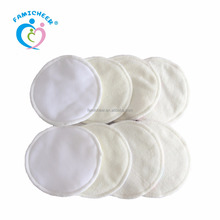 Feeding Washable Reusable Bamboo Cotton Nursing Breast Pads