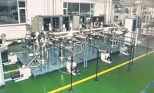 In-line Thin Film Solar Cell Production System , CIGS Film Photovoltaic Cell Production Equipment