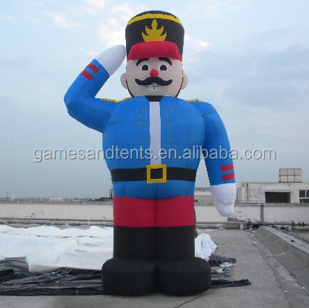 Inflatable policeman character model/Giant balloon F1030