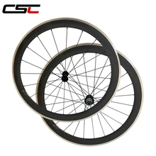 700C Alloy Carbon Wheel 23mm 50mm Clincher Aluminium Brake Track Bicylce road wheelset