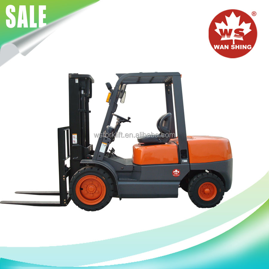 container diesel forklift trunck 3.0-3.5T with CE