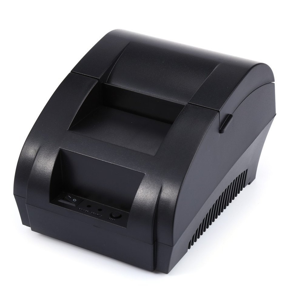 POS 5890K cheap 58mm thermal printer pos thermal receipt printer