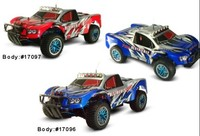 electric 1/10 scale 4x4 rc truck pro