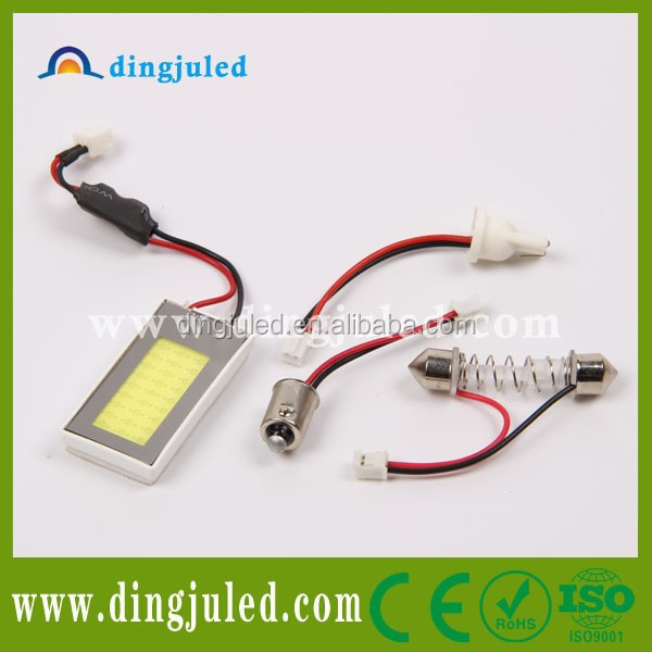12 voltage led car interior lights dome led