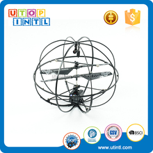 low price product children intelligence toys rc ufo helicopter with gyro