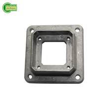 Aluminumm Garden post bracket Metal brackets fence post bracket